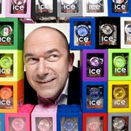 Ice-Watch CEO Jean-Pierre Lutgen