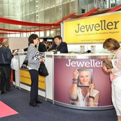 Got feedback about the fair? Visit Jeweller's stand and talk to us!