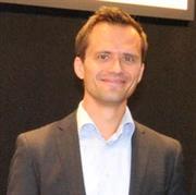 Martin Glisby, CEO Julie Sandlau