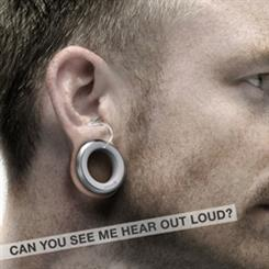 The new 'deafinite style' hearing aid