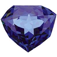 old rough which diamonds french diamond shaped marie life the pin carats in bought heart tavernier blue weighing carat antoinette