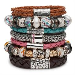 Silverado stackable bracelets