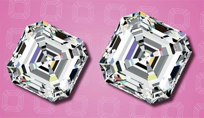The asscher cut