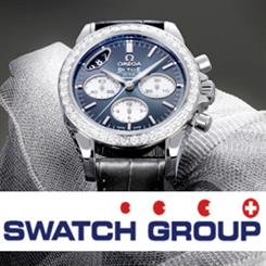 The Swatch Group looks to be on target for a record year