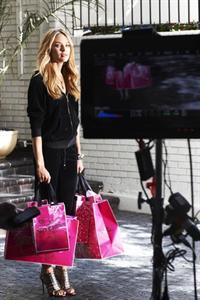The filming of Juicy Couture