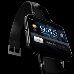 Apple iWatch rumours for 2013
