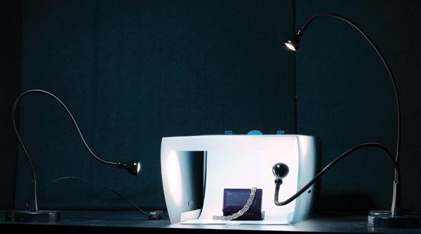 Jansjo Gooseneck LED Table Lamps provide a cost-effective lighting option