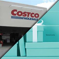 Tiffany and Costco trademark dispute continues