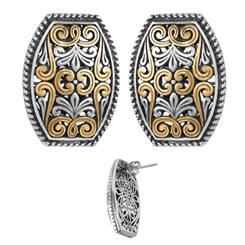 Joseph R Lycett earrings