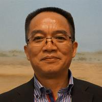 Mr Kong Sui, president of China Mineral and Gem Show