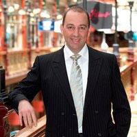 Rami Baron, president of the Diamond Dealers Club of Australia