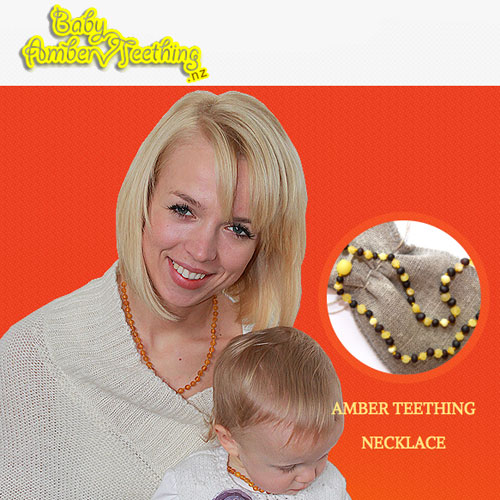 The website used unsubstantiated therapeutic claims in an effort to sell teething necklaces, said the ASA