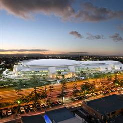 Gold Coast Convention and Exhibition Centre at Broadbeach