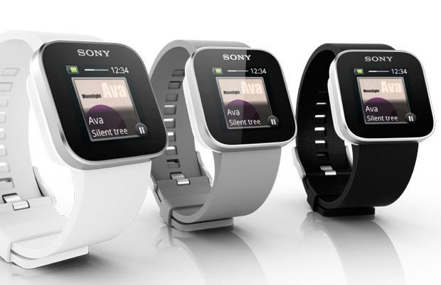 Sony releases more conservative colours for its SmartWatch range