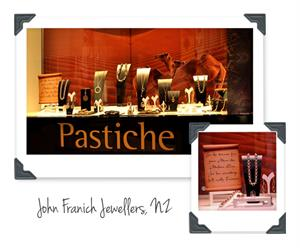 Overall competition winner, John Franich Jewellers