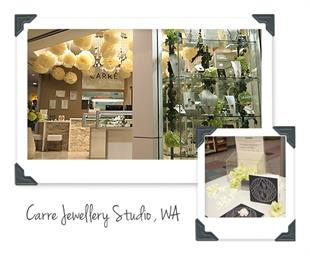 WA-NT winner, Carre Jewellery Studio