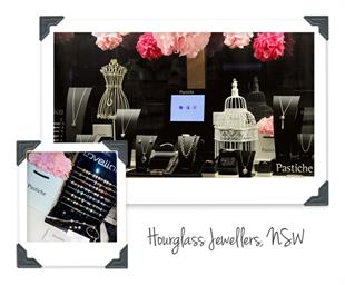 NSW-ACT winner, Hourglass Jewellers
