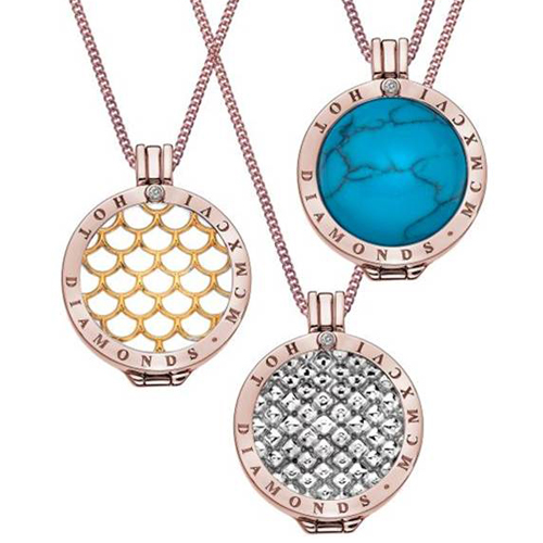 "Hot Diamonds ""Emozioni"" collection"