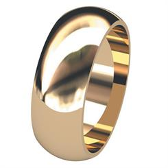 TWM Co. hollow wedding ring range