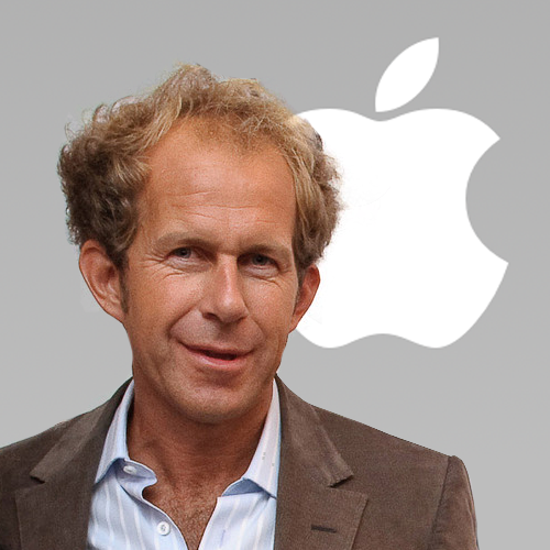 Paul Deneve , ex-CEO of Yves Saint Laurent will report directly to Apple CEO Tim Cook