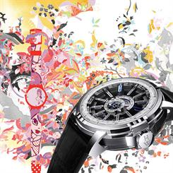 Swatch has already begun to activate plans for the newly acquired Harry Winston brand