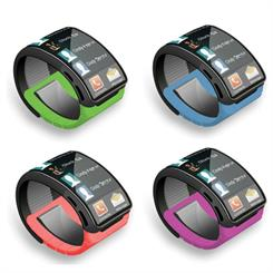 Artists impressions of what Samsung's smartwatch could look like