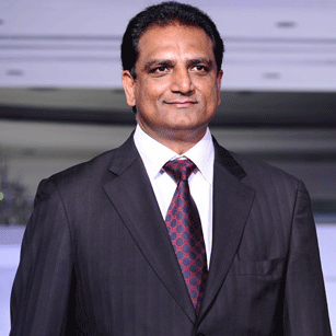 Vipul Shah, GJEPC chairman