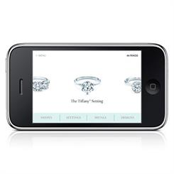 Tiffany & Co Engagement Ring Finder