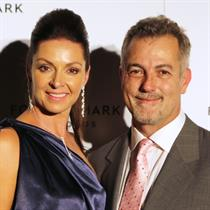 Storch & Co managing director Daniel Storch with wife Kathryn Storch