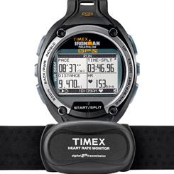 Timex's Ironman Global Trainer has GPS technology