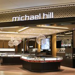 Michael Hill International has reported a decrease in same store revenue for Australia