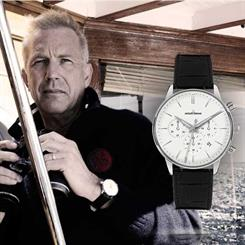 Jacques Lemans, whose recent campaign features Kevin Costner, will now be supplied by Raymed