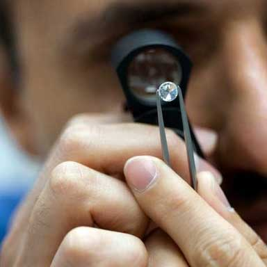 The centre will provide detection services to all Indian-based diamond suppliers/dealers