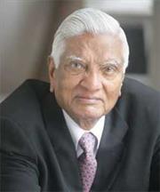 Shri Kirtilal Doshi, GII chairman