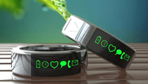 The ring appears to be raising the level of what is happening in the wearable technology sphere