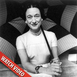 King Edward abdicated the throne to marry Wallis Simpson, renowned for her striking jewellery