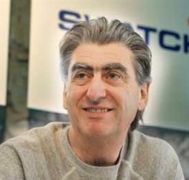 Nick Hayek, Swatch Group CEO