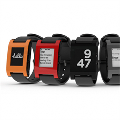 Pebble's Smartwatch is said to have kickstarted the trend