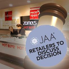 The JAA has closely monitored the recent Zamel's case in light of how it will affect retailers