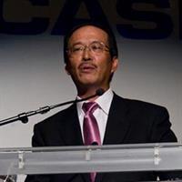 Hiroshi Nakamura, senior MD and GM of Casio's global marketing