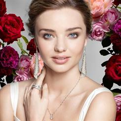 Australia's Miranda Kerr helps boost Swarovski's local profile, as face for the brand in 2014