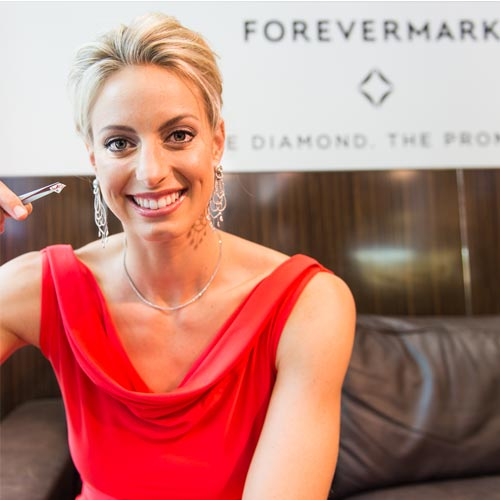 Diamonds Shine At Forevermark Launch Jeweller Magazine Jewellery News And Trends