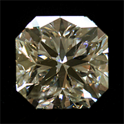 The 12-carat stone is the largest diamond ever to be mined, cut and polished in Canada