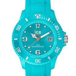 The Ice-Forever turquoise watch