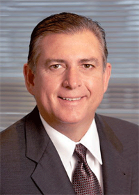 Mike Barnes, Signet CEO