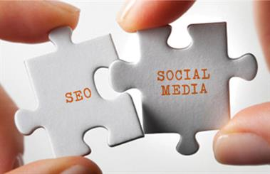 Search engines prioritise content that has a social connection with the searcher