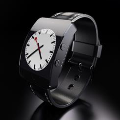 Could Apple's rumoured iWatch be Swiss-made? Image courtesy: Martin Hajek