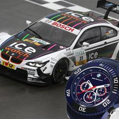 The collection is inspired by BMW Motorsport