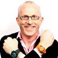 Larry Porter, managing director of Ice Australasia
