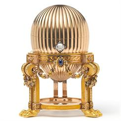 The piece turned out to be a genuine Peter Carl Fabergé egg